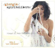 GIORGIA Spirito Libero CD Slidepack NEW SEALED