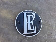 English Electric Replica Electrical Cubicle Plate Deltic