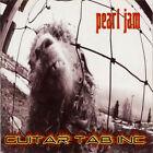 Pearl Jam Guitar Tab VS. Lessons on Disc