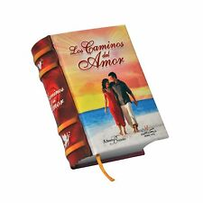 New HC Miniature Book Los Caminos del Amor 100+ thoughts about love in spanish