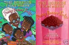 Toni Morrison~Slade Morrison~Joe Cepeda~SIGNED Peeny Butter Fudge 1st/1st HC NEW