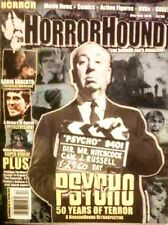 HORRORHOUND MAGAZINE #26 Alfred Hitchcock Cover
