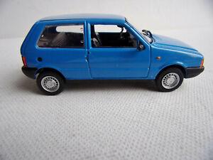 FIAT UNO  - 1984 - Norev Hachette Italie -  1/43