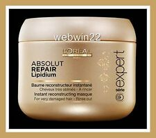 L'OREAL Absolut Repair Lipidium Masque treatment mask 200ml very damaged hair