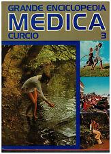 GRANDE ENCICLOPEDIA MEDICA CURCIO- Vol. 3 - ottimo!