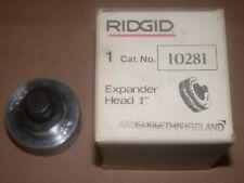 "Ridgid 10281 3/4"" Expander Head Copper, Aluminum Soft Metal Tube Tubing"