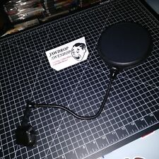 POP FILTER AUDIO ADJUSTABLE ARM ATTACHMENT CONNECTOR BARELY USED SOFT FELT SOUND
