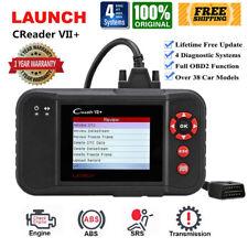 LAUNCH X431 VII+ Car ABS SRS Airbag Engine Transmission OBD2 Code Reader Scanner