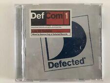 DJ Def Com 1 Live CD Sampler Mixed Seamus Haji of Defected Records CD Album