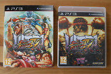 Ultra Street Fighter IV 4 (PlayStation 3 PS3, 2014)
