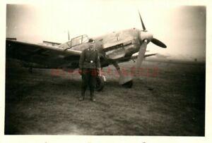 Foto, Wk2, Me 109 im Dienst der Luftwaffe (G)50112