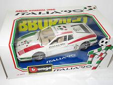 1/18 Ferrari Testarossa  1984  Italia`90 World Cup Promotional Model