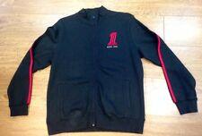 Harley Davidson Genuine Worlds Finest Cadet Jacket Black Mens Jumper Full Zip