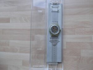 Swatch Watch GK100 Jelly Fish. Automatic Conversion. New And Unworn In Box.