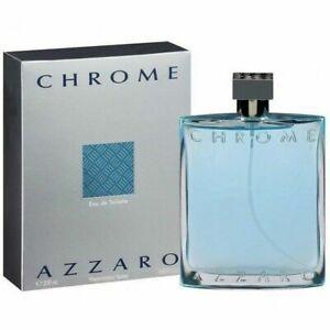 AZZARO CHROME EAU DE TOILETTE 200 ML SPRAY NEUF SOUS BLISTER