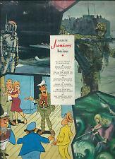 Album Juniors Histoires illustrées 1963 Adnet Moallic Beno Dupuy Lhoir enfantina