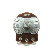 A500K ohm Guitar Pot 24mm Dia / 18mm Shaft - Audio Volume Potentiometer