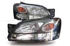 JDM Koito Head Lights HID Subaru Liberty Legacy B4 BE5 BH5 BH9 Kouki SMOKE OEM
