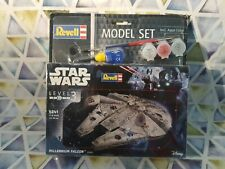 Revell Star Wars Millennium Falcon Model Set 1:241 Scale - No.03600