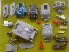 WARHAMMER 40k SPACE MARINE CARRI ARMATI Land Raider Rhino Rogue Trader ecc.