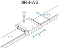 Original THK SRS15WSUU/SS SRS15WS1UU/SS linear guide/block/carriage/rail/slide
