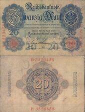 20 MARK 1910