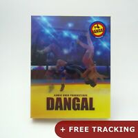 Dangal .Blu-ray Limited Edition Lenticular