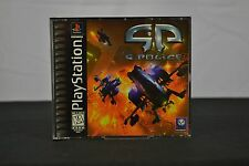 G-Police PlayStation 1 PS1 Psygnosis Game