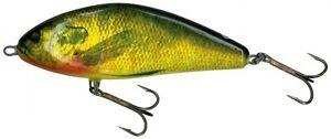 SALMO FATSO 14 fishing lure(yellow sunfish)F14S-YS NORTHERN GIANT MUSKIE 6-10'