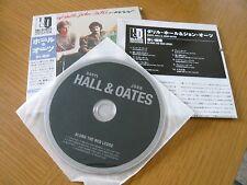 Daryl Hall & John Oates - Along The Red Ledge - Japan Mini LP CD - BVCM-37290 -