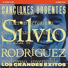 Silvio Rodriguez Cuba Classics 1 LP Vinyl Europe Luaka Bop 2016 10 Track