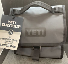 YETI Daytrip Packable Lunch Bag, Charcoal