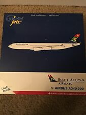 Gemini Jets 1 400 South African Airways A340-300 ZS-SXC