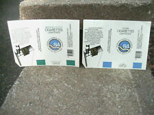 Vintage 1984 Louisiana World Exposition Cigarette Tobacco Packaging Wrappers