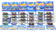30 pc Hot Wheels Die Cast Lot Popcycle+Speed Machine+Blaster Mattel NOC Vintage