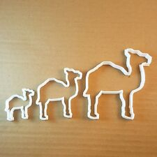 Camel Hump Animal Donkey Shape Cookie Cutter Dough Biscuit Pastry Fondant Sharp