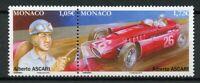 Monaco 2019 MNH Legendary F1 Drivers Alberto Ascari 2v Set Cars Stamps