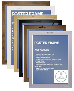 A1 A2 A3 A4 A5 Picture Frame Poster Frame Photo Frame Various Sizes and 36 x 24