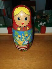 Vintage Russian Doll Set 7 Piece.