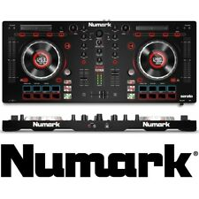 NUMARK MIXTRACK PLATINUM controller midi usb a 4 deck + scheda audio + serato DJ