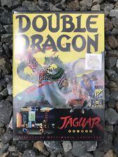 Double Dragon V: The Shadow Falls  (Jaguar, 1994) Atari Collector Very Rare Mint