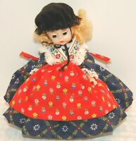 """Madame Alexander 8"""" International Collectible Doll Germany with box"""
