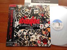 The Stranglers The Meninblack In Color 1983-1990 Japan LD w/Obi european female