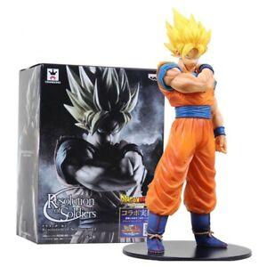 BANPRESTO Dragonball Z Resolution Of Soldier Goku Super Saiyan