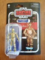Star Wars Retro C-3PO Action Figure 3.75 Kenner Empire Strikes Back 2020 MOC