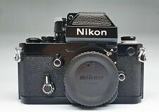 NIKON F2 black  con DP-11