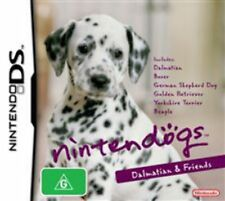 Nintendogs Dalmation & Friends Nintendo DS Game USED