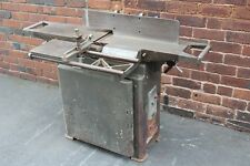 """Multico L3 9"""" Surface Planer Jointer 3 Phase Fully Working"""