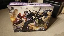 transformers fall of cybertron original colours bruticus exclusive complete rare