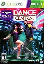 Dance Central (Microsoft Xbox 360, 2010) (J16)